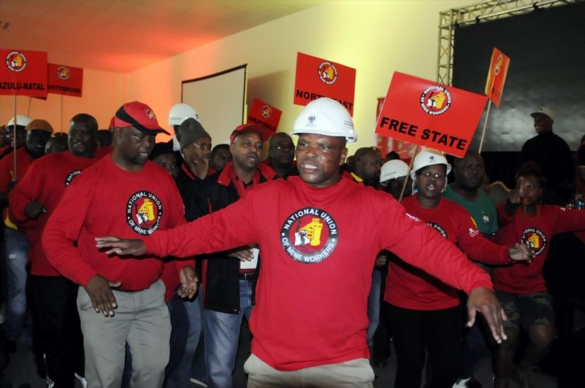 NUM rejects Eskom's revised 7% wage offer