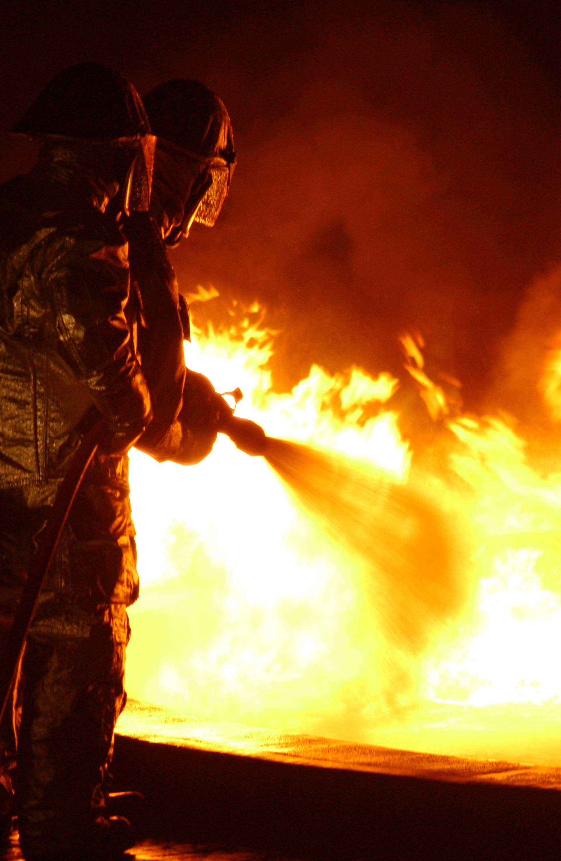 Union threatens go-slow until City of Cape Town pays firefighters overtime
