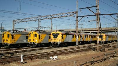 Metrorail employees go on strike