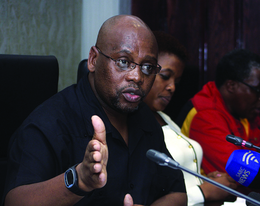 Cosatu on workers not taking blame for Brexit