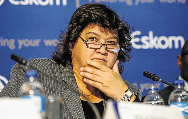 Brown suspends pay hikes for Eskom execs