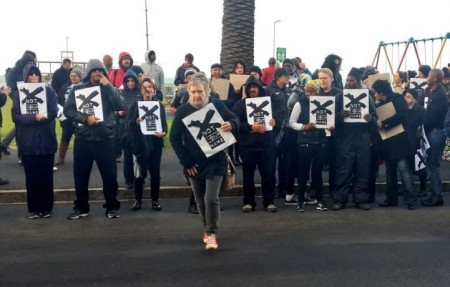 #BlackFriday protest against the SABC: Sanef