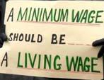 National Minimum Wage agreement