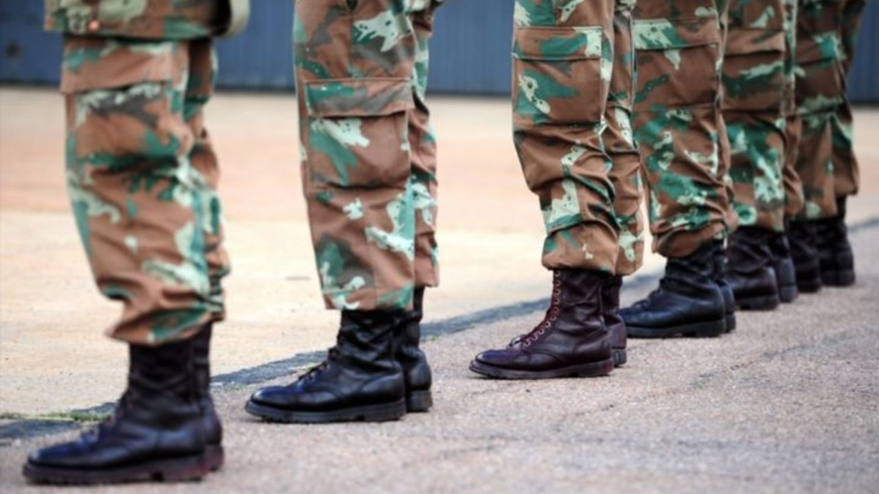 Muslim SANDF major faces dismissal over headscarf
