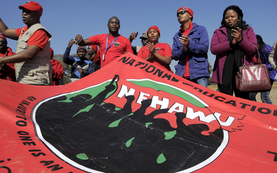 Nehawu to brief Parliament on claims of NSFAS maladministration