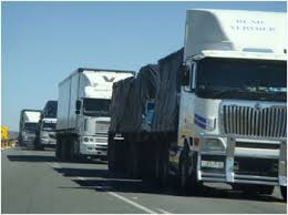Truckers continue to protest