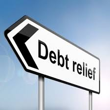 Debt relief for some as  Bill is signed into law