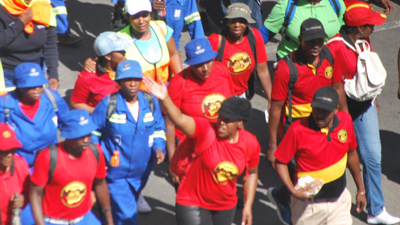 SAMWU Update on the Impasse in  Tshwane