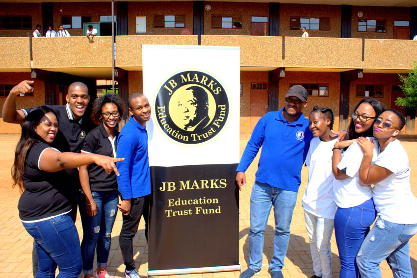 NUM and JB Marks Education Trust Fund leads Gauteng into the 4th Industrial Revolution