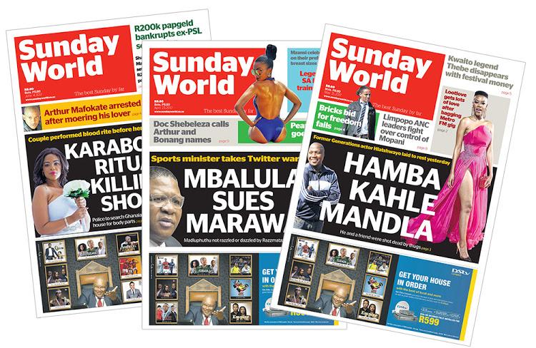 Sunday World to shut down