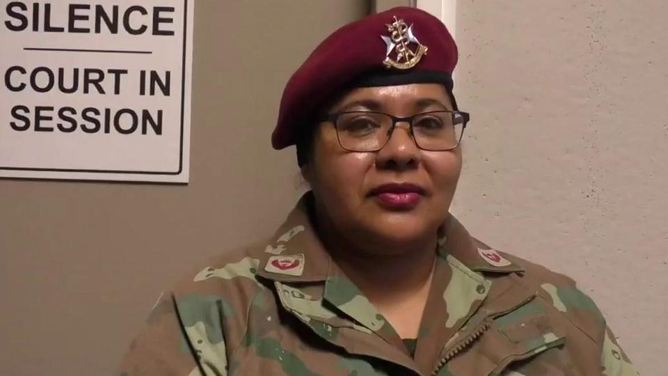 COSATU condemns the SANDF for persecuting Major Fatima Isaacs for wearing a hijab
