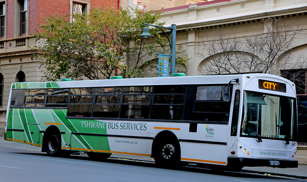 City of Tshwane suspends bus services for safety reasons