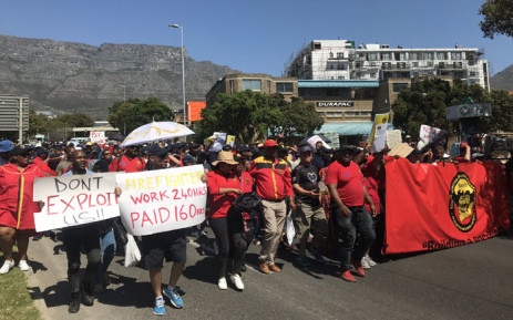 Cape Town firefighters strike called-off