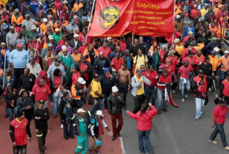 SAMWU members to meet with CoJ Mayor and Municipal Manager