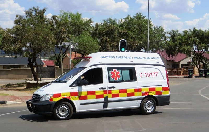 Emergency services workers protest in PE townships