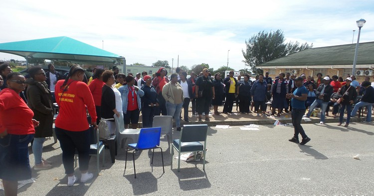 PE nurses strike escalates